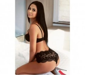 Anne-berangere blonde escorts services Chadwell St Mary, UK